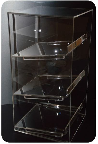 meubles plexiglas sur mesure fabricant solutions plexi. Black Bedroom Furniture Sets. Home Design Ideas